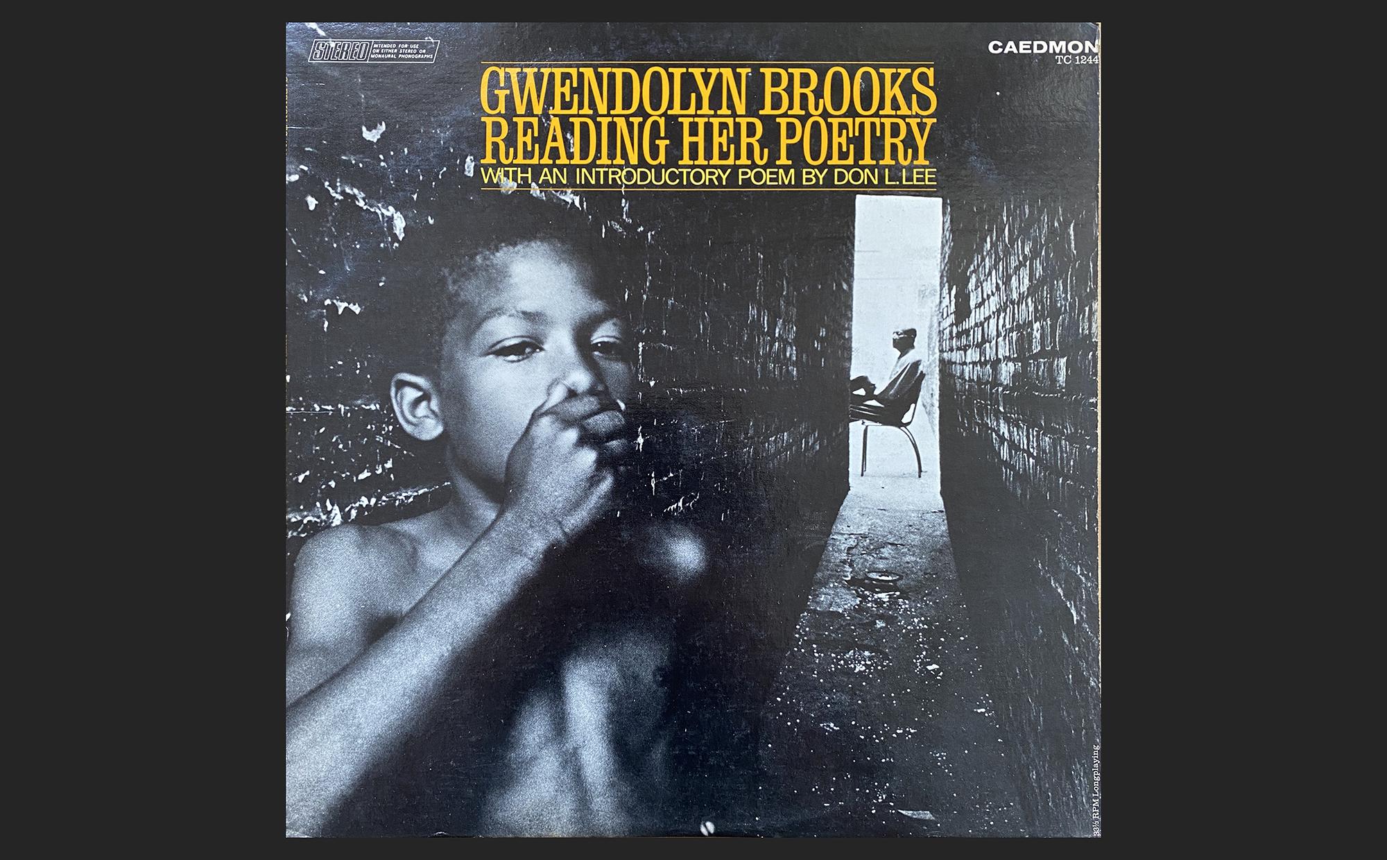 Gwendolyn Brooks Reading Her Poetry