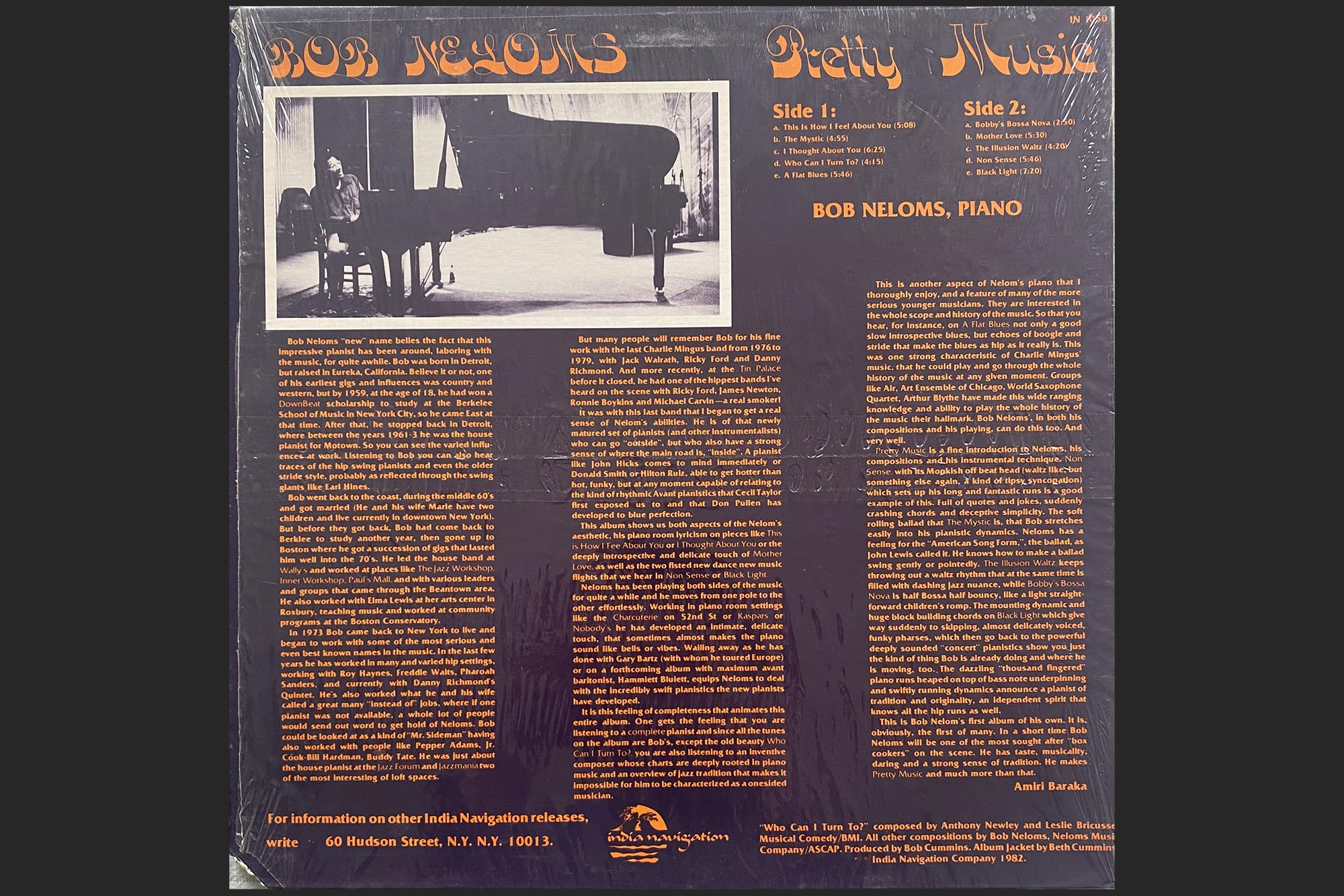 Bob Neloms - Pretty Music